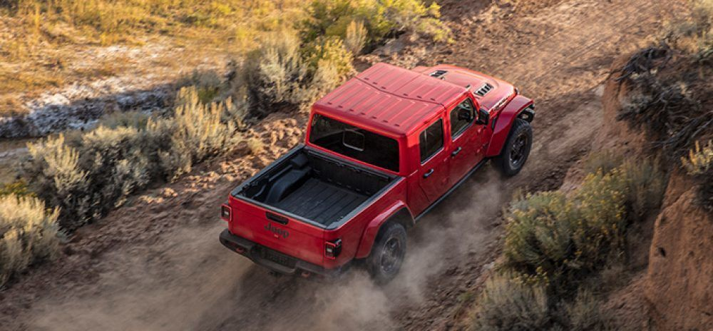 2020 Jeep Gladiator Reveal Gallery Image3 Jeep Gladiator Jeep