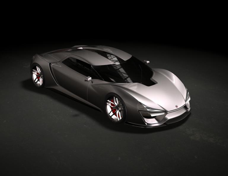 American Made 270 Mph Nemesis Supercar To Pack 2 000 Hp Trion Super Cars Supercar Design