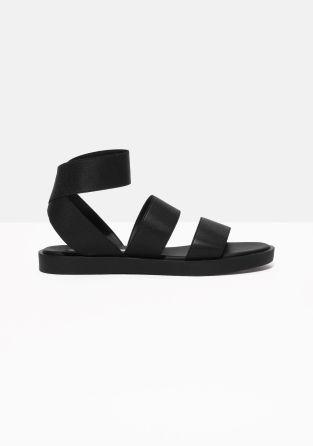& Other Stories | Wide Strap Sandals | Fashion Wear | Strap