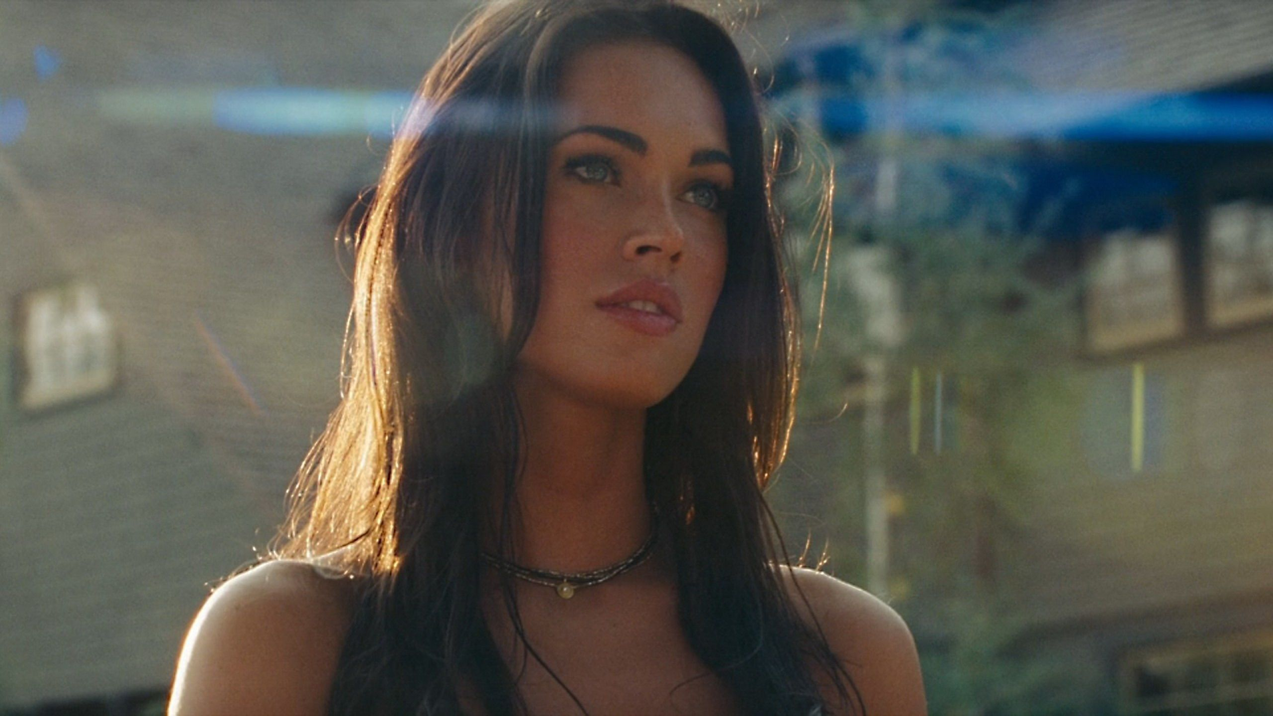 Megan Fox from transformers