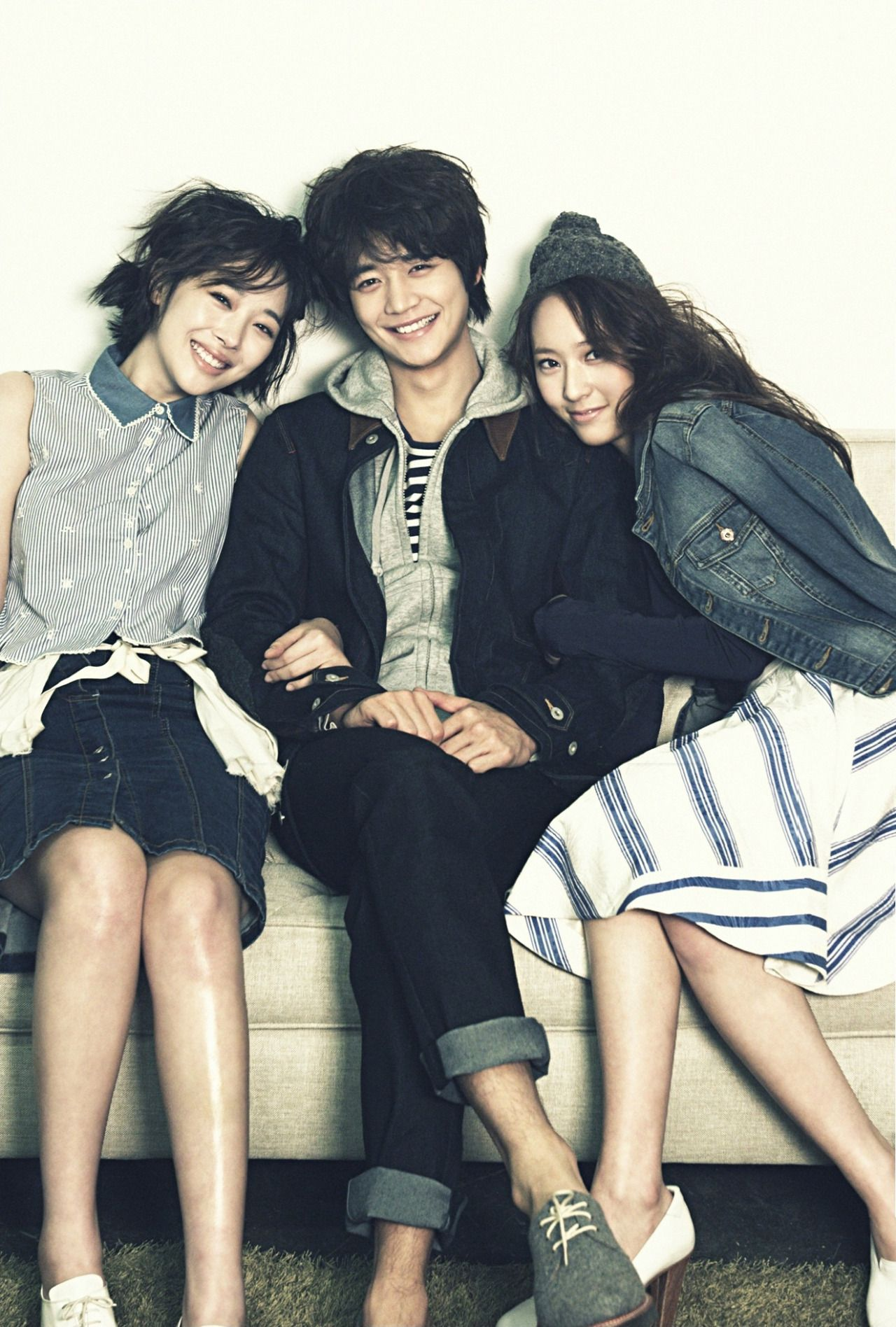Choi minho dan krystal fx dating