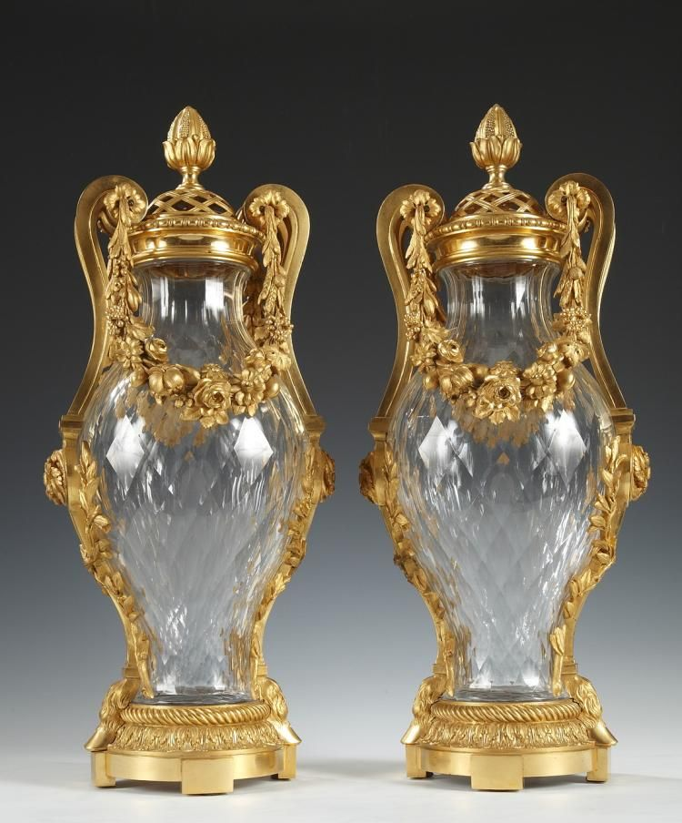 Buy Online View Images And See Past Prices For A Pair Of Baccarat