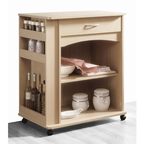 Nexera Distribution Microwave Cart - Natural Maple - NEXDI-597. Nexera Distribution Microwave Cart - Natural Maple - NEXDI-597 The Microwave cart allows you to have more space on your counter. Lots of storage space. Casers for easy mobility and 1 utility drawer Product Specifications Dim.. . See More Microwave Carts at http://www.ourgreatshop.com/Microwave-Carts-C1034.aspx