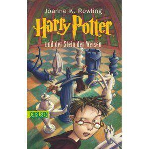 Harry Potter Und Der Stein Der Weisen Harry Potter Bucher Stein Der Weisen Rowling Harry Potter