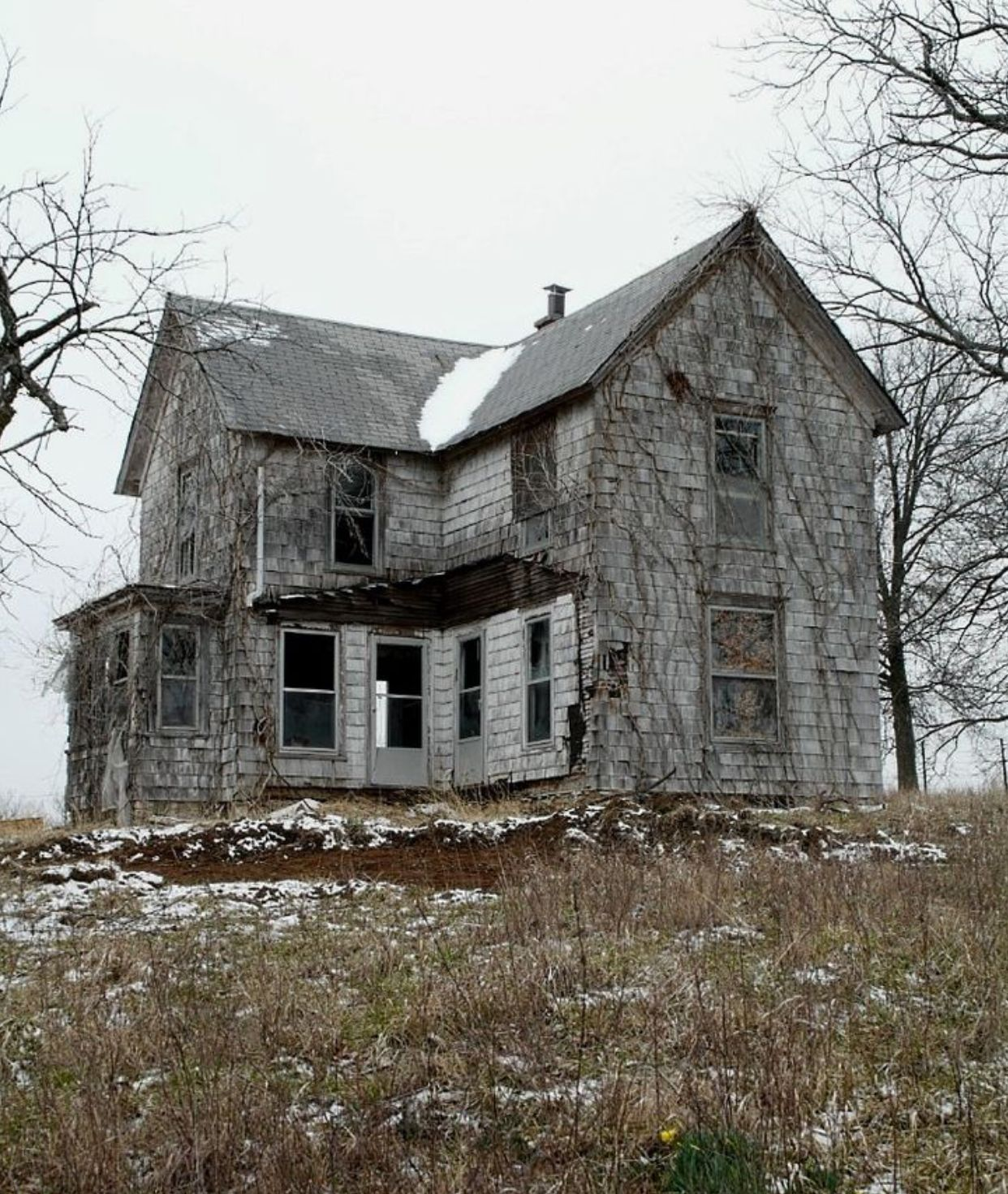 Abandoned Farm Houses, Abandoned Houses