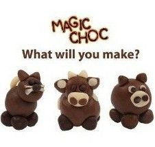 Make your very own chocolate models a great alternative to easter make your very own chocolate models a great alternative to easter eggs negle Choice Image