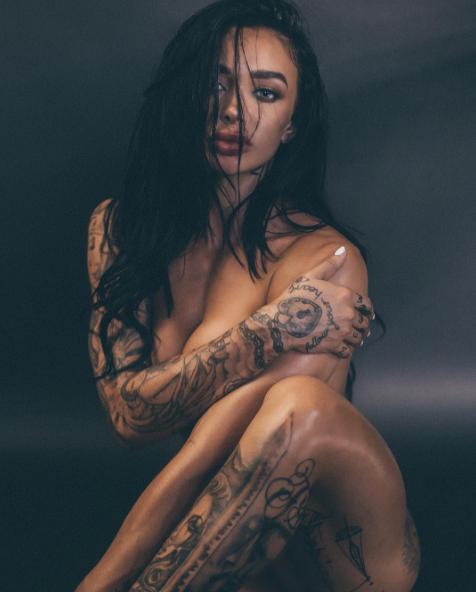 sexy-naked-girl-tattoo-bike-lady-alexander-rybak-nude