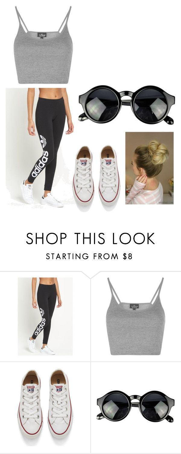 """""""Untitled #10"""" by beautysara6 ❤ liked on Polyvore featuring interior, interiors, interior design, home, home decor, interior decorating, adidas Originals, Topshop and Converse"""