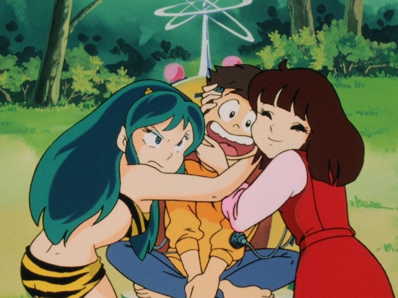 lum ataru shinobu   80s cartoons, Anime, Anime fan