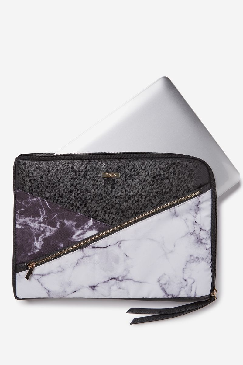 low priced 60dae cff97 Premium Laptop Case 13 Inch, MARBLE | Interior/Decor/Stationary in ...