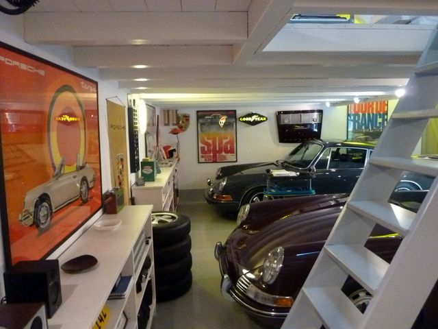 This Is How To Build Your Porsche Exclusive Garage