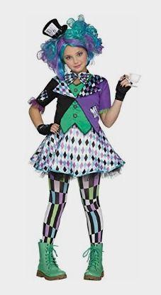 Girls Mad Hatter Kids Costume Amazon //amzn.to/2dxR84Z  sc 1 st  Pinterest & Girls Mad Hatter Kids Costume: Amazon http://amzn.to/2dxR84Z | Girls ...