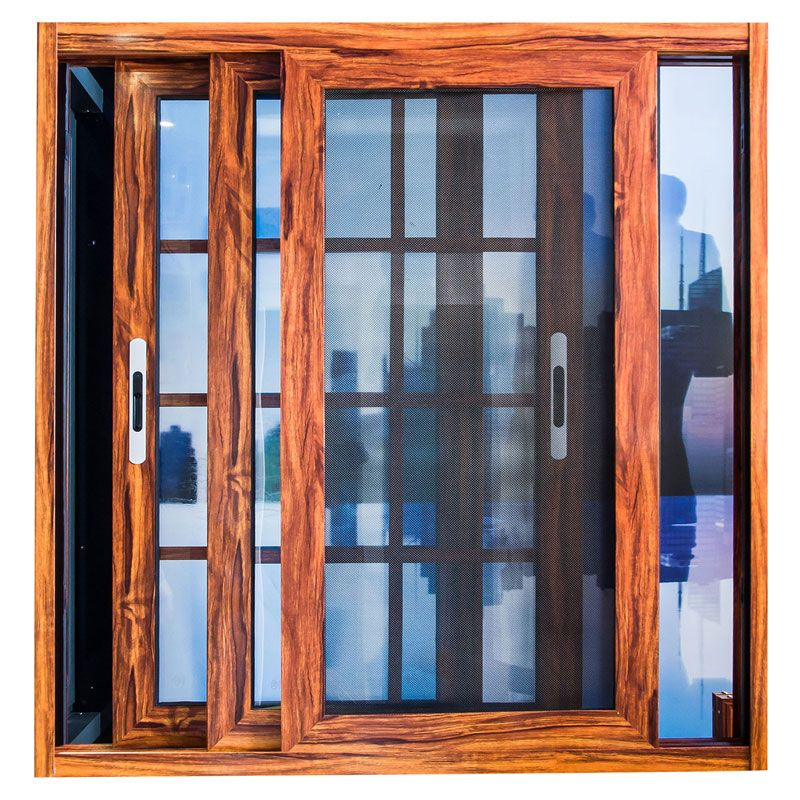 100F series aluminum sliding window with mosquito net & 100F series aluminum sliding window with mosquito net | Window and ... pezcame.com