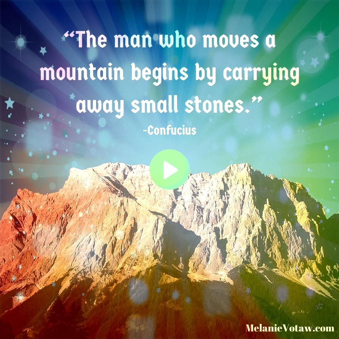 quote so applies to writing a book The first time I wrote one I thought How will I ever write something so LONG But I began by writing small pieces of the book and every...