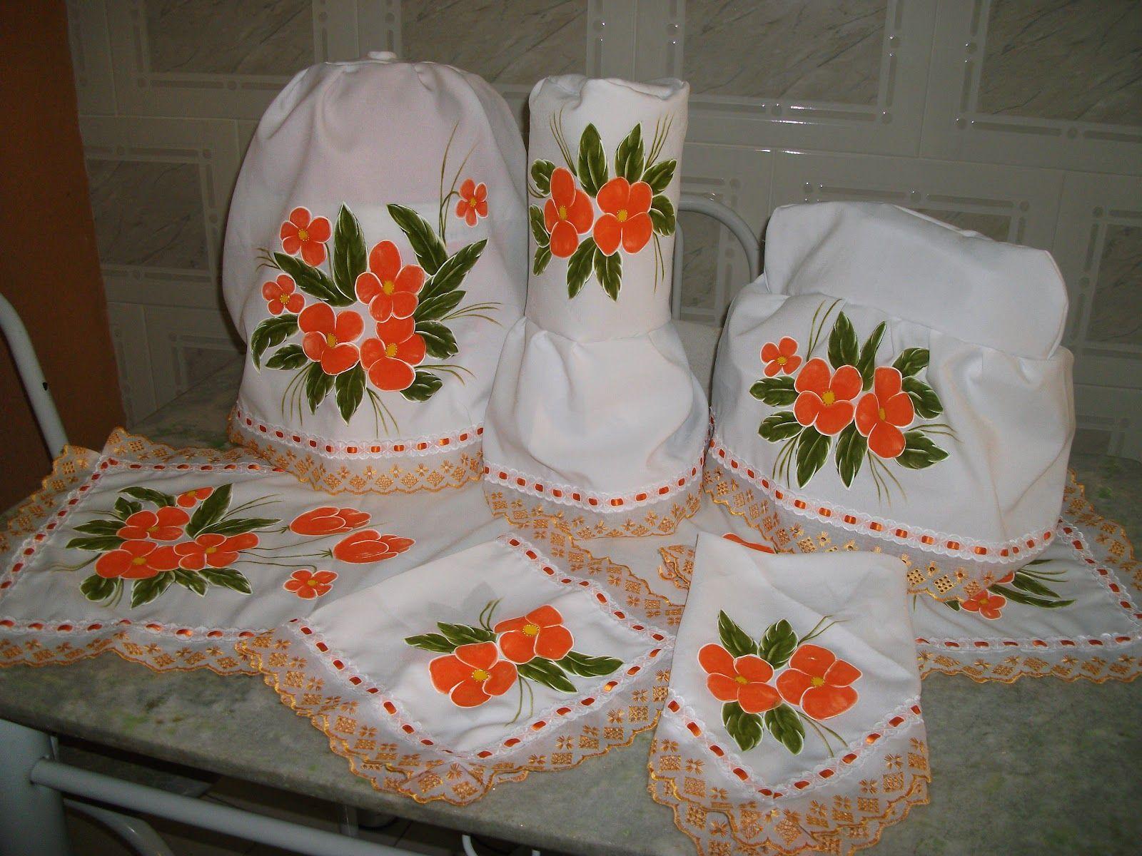 Dalva taller cia kit de cocina pintura en tela pa os - Pintura para cocina ...