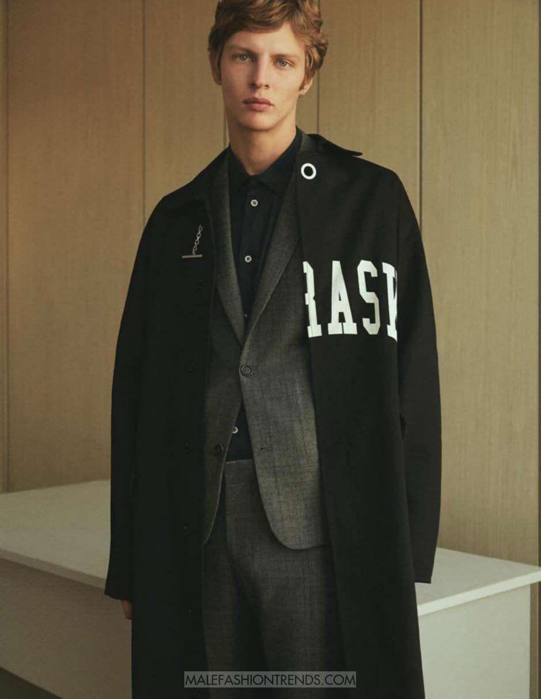 Male Fashion Trends: Tim Schuhmacher, por Carlotta Manalgo para L'Express Styles