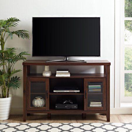 Home Farmhouse Tv Stand Tall