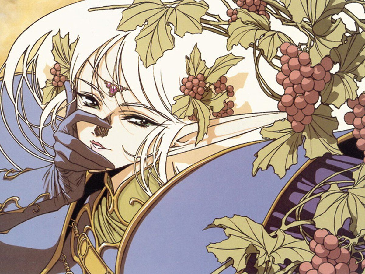 Pin by Han on go stupid Record of lodoss war, Anime elf