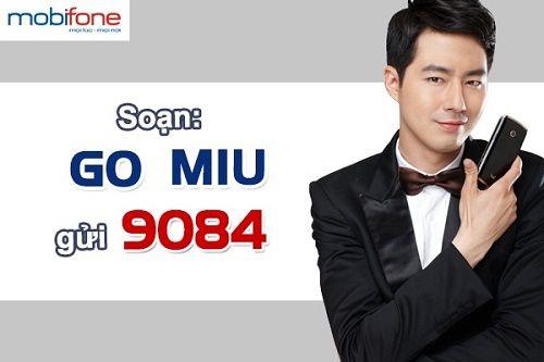 Cách đăng ký các gói cước 3G MIU và M70 Mobifone bằng tin nhắn