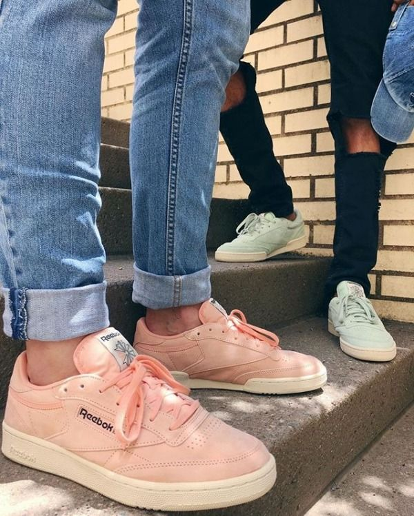 534061ea257d0 Reebok Club C 85 Pastel Sneaker - Urban Outfitters