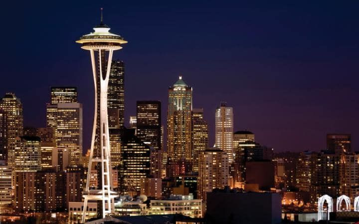 Must Visit Destinations In The Usa Next Year Seattle Hotels