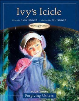 Ivy's Icicle: Book Three--Forgiving Others (Thinking of Others Books): This entire series looks good.