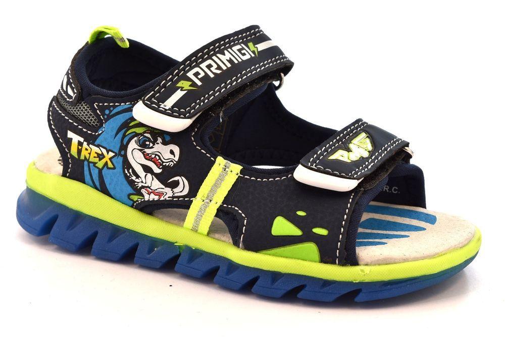 PRIMIGI 5465211 sandali scarpe bambino LUCI LED