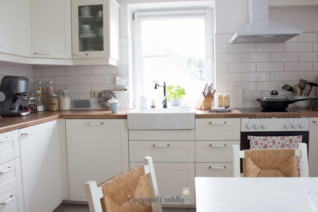 eine Neue Küche von Ikea - metod | Kitchen of my wildest daydreams ...