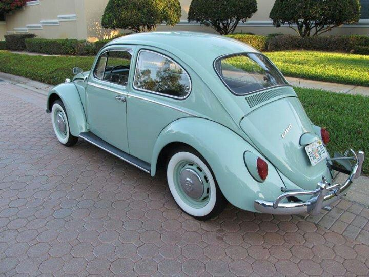1966 Vw 1300 White Sidewalls And All Those Were The Days Vw Super Beetle Vw Classic Volkswagen Beetle