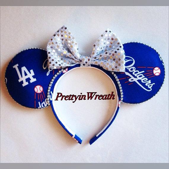 Dodgers Ears