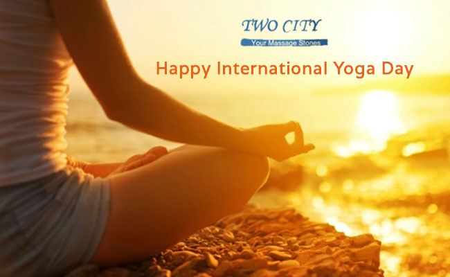 #HappyInternationalYogaDay Do Yoga and Take Care of Your Body. It's the Only Place you have to Live In.