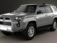 2018 Toyota 4runner Trd Pro Specs Suv Specs Releases Pinterest
