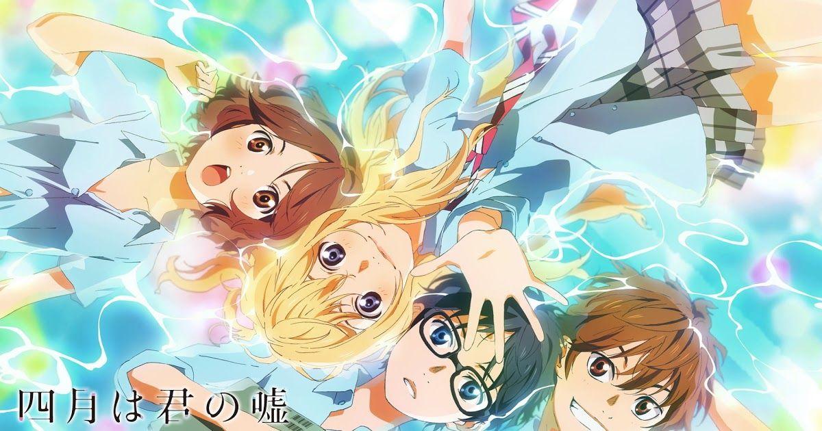 28 Wallpaper Anime Shigatsu Wa Kimi No Uso Android Your
