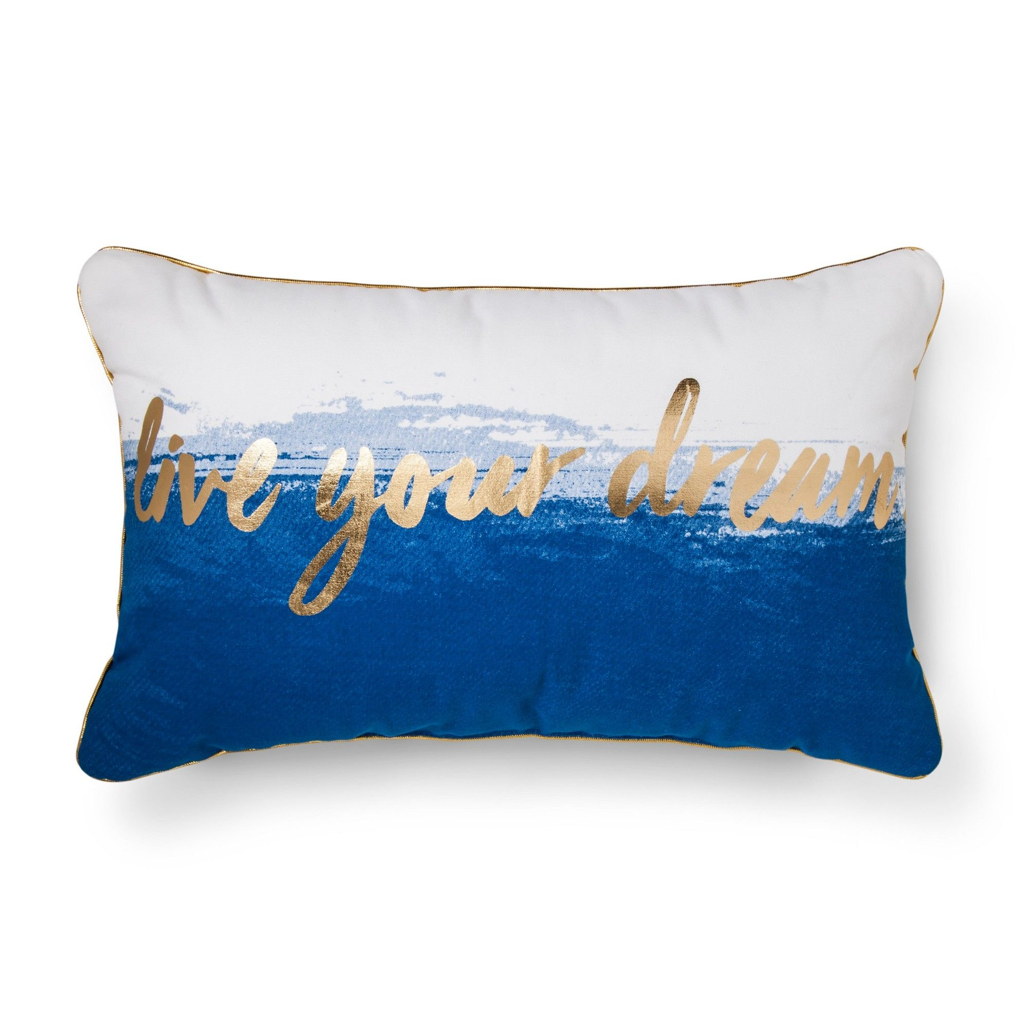 Xhilaration live your dream pillow pinterest products