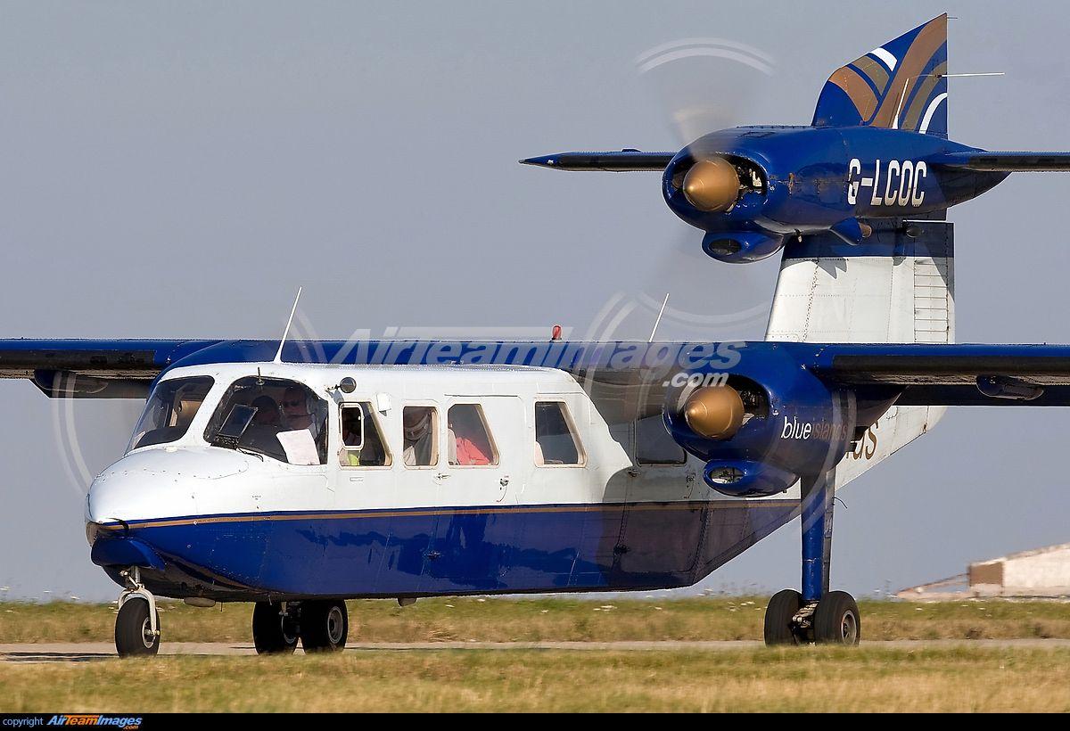 Britten-Norman Trislander (официальное наименование - BN-2A Mk III