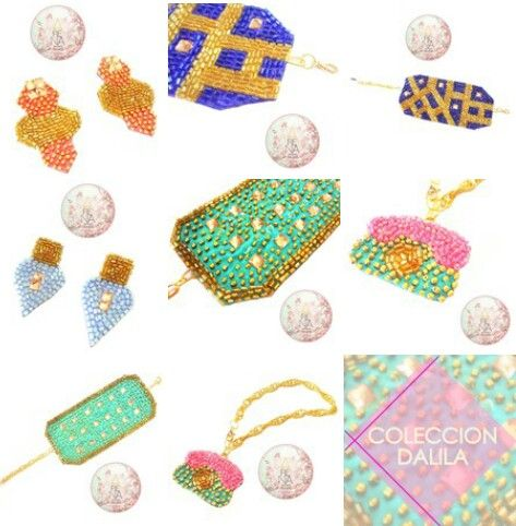 En Arena somos hermosos colores, diseños innovadores,  técnica de bordado, brillos, pasión y mucho fashion ❤ ¿Donde puedes comprar nuestros diseños? ❤ en nuestras tiendas aliadas  @liniofashionco, @liniovenezuela, @disenia_co , @chic_venezuela y @blu_tienda ❤  Deja atrás lo común con nuestros accesorios  #moda #fashion #trendy #chic #necklace #earring #handmade #accesorios