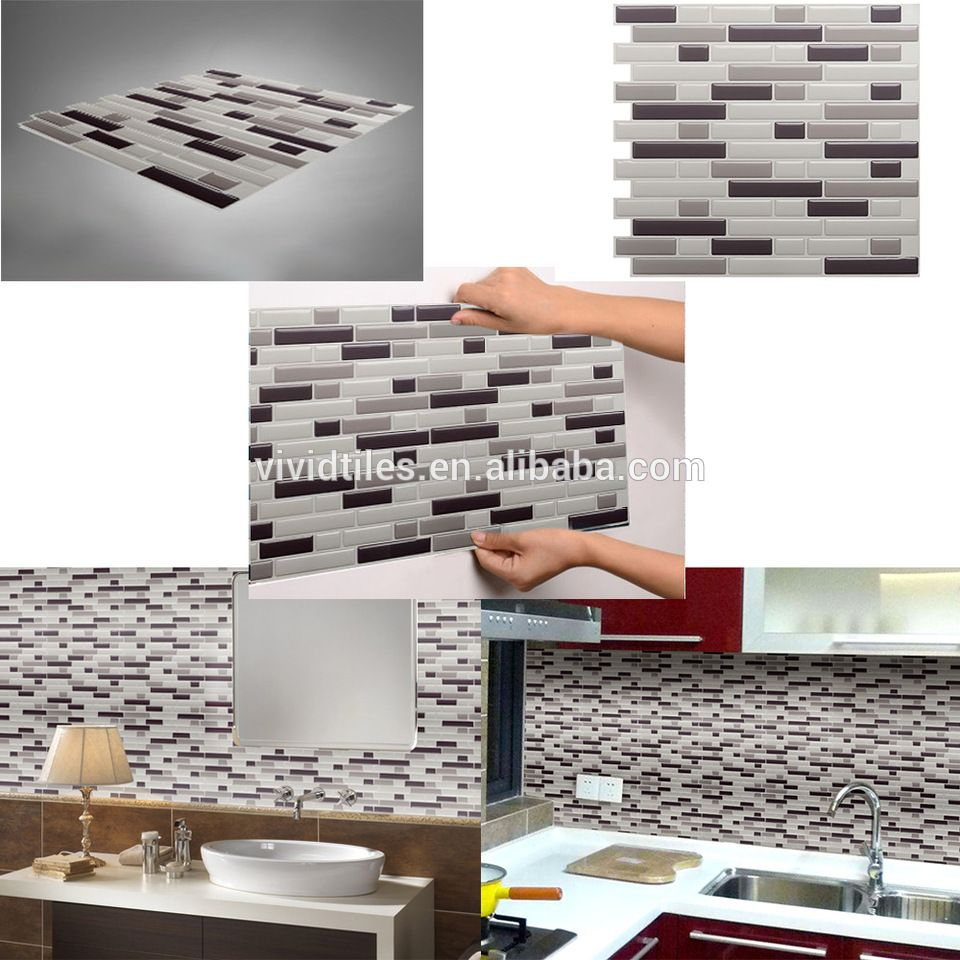 Buy Cheap Marble Look Peel Stick Kitchen Bathroom Backsplash Vinyl