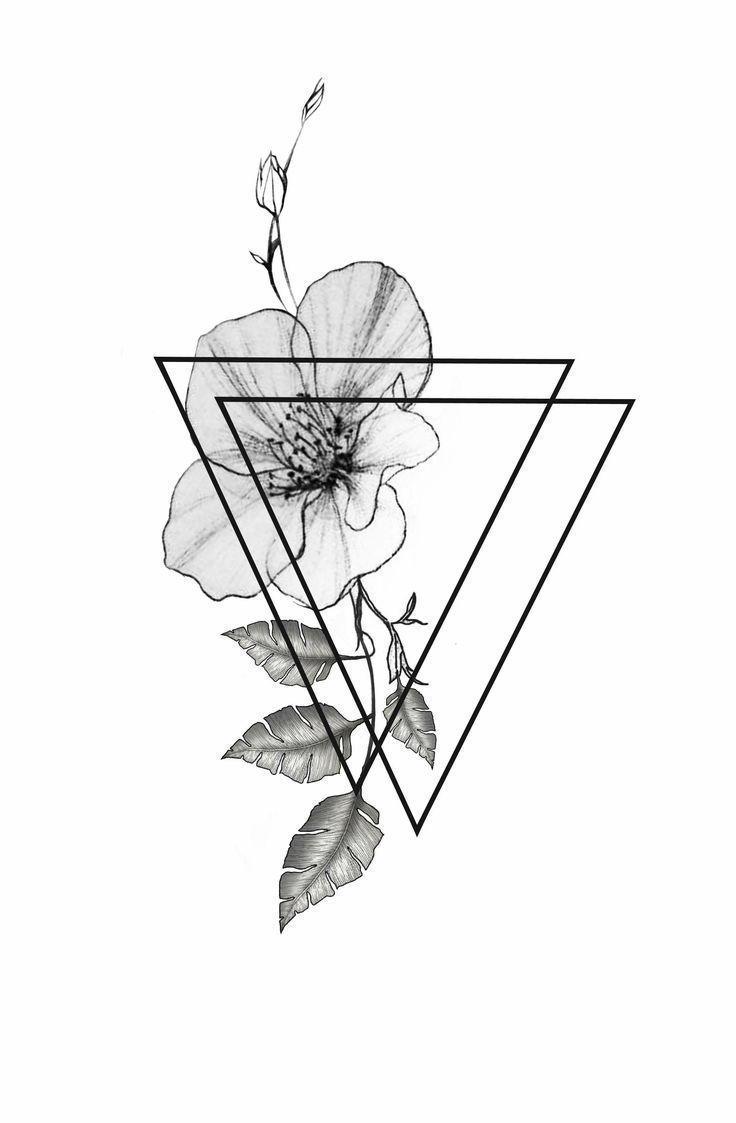 Photo of 50 dessins de tatouage floral pour les femmes 2019 Page 19 sur 50 # tatouage