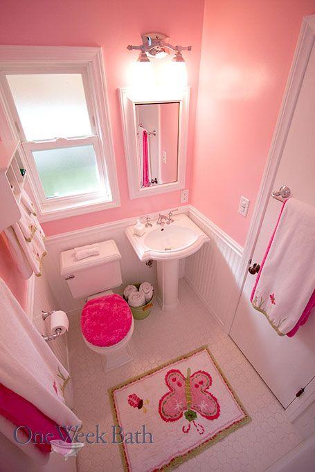 Bathrooms In A Week