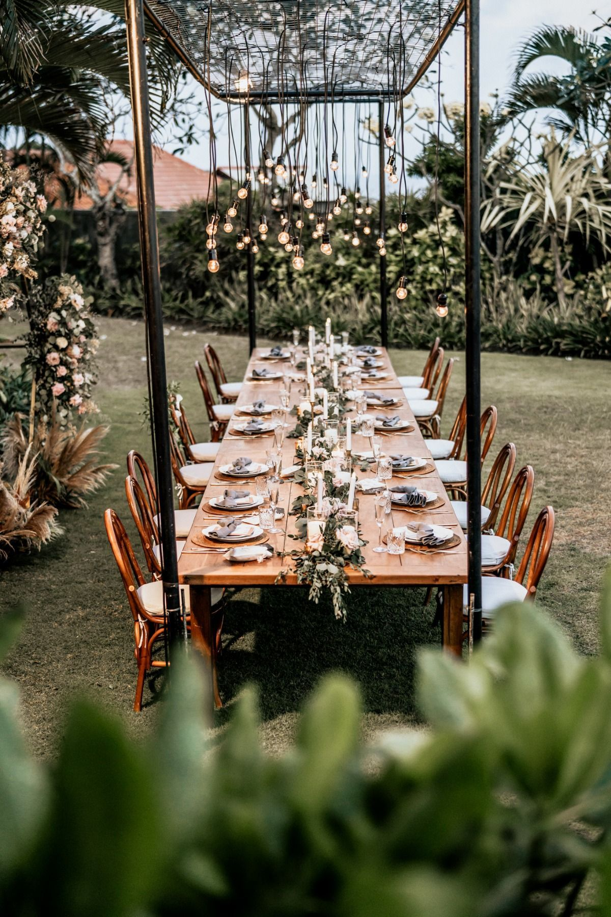 Teeny Tiny Bali Wedding In 2020 Very Small Wedding Small Destination Weddings Small Outdoor Wedding