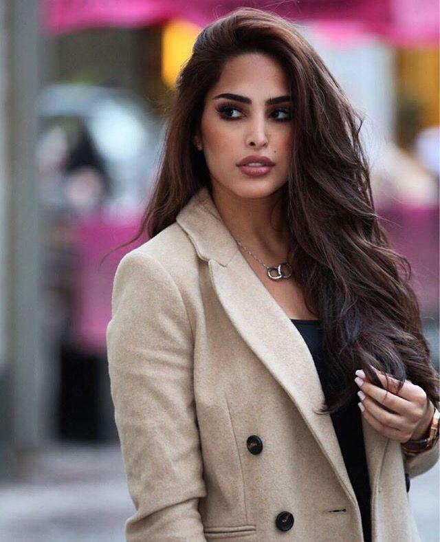 Pin By Pietje Puk On Fouz Al Fahad Girl Hair Colors Long Hair Styles Arab Beauty