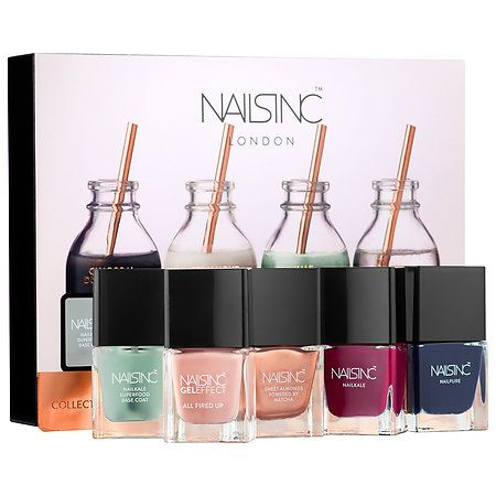 Nails Inc S Nail Fuel Polish Setat Sephora It Specifically Curated To Offer The Best Of Superfood Ings