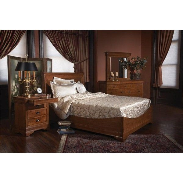 Versailles Bedroom Set by Keystone ($7,328) ❤ liked on Polyvore ...