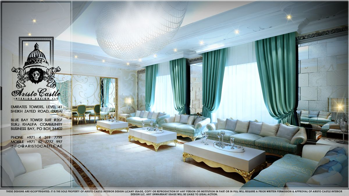 You can have a look at our lavish women majlis designs in the gallery - Arabic Majlis Seating