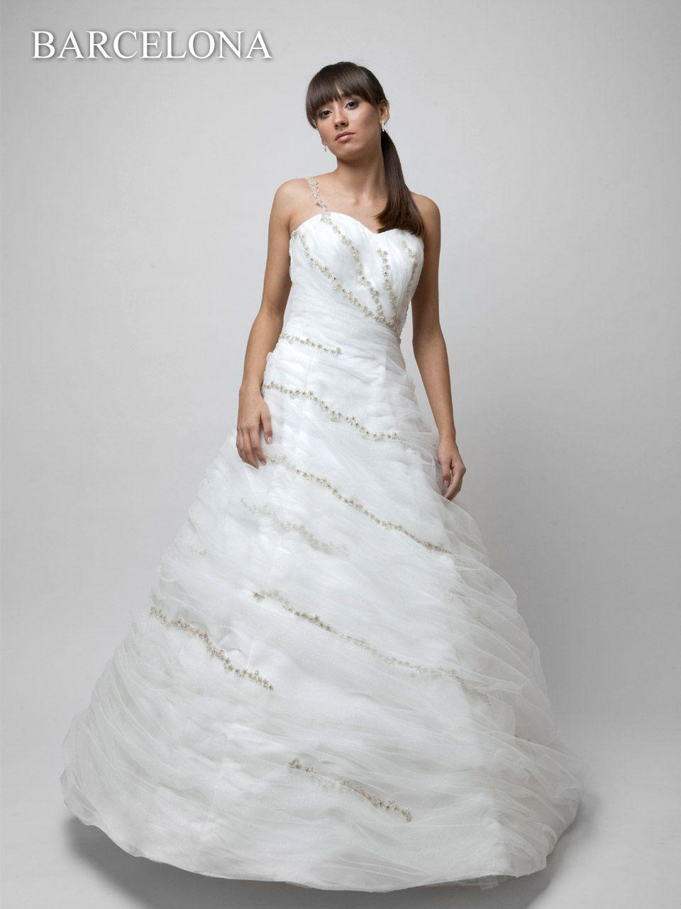 brautkleid glitzer | Hochzeitskleid Prinzessin Sissi für die ...
