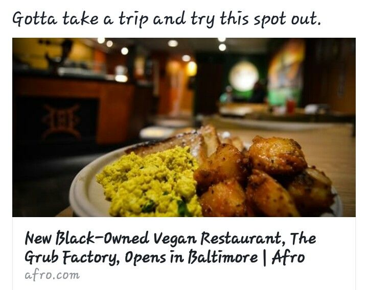 Pin By Wendy Nacol On City Crush Baltimore Md With Images Vegan Restaurants Food Grubs