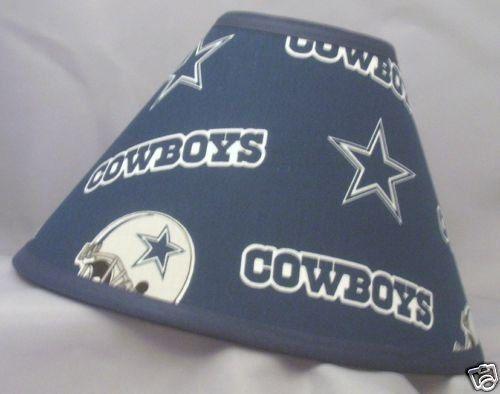 Nfl Dallas Cowboys Fabric Lamp Shade 8 Sizes To Choose From Cowboy Lamp Dallas Cowboys Decor Dallas Cowboys Nursery