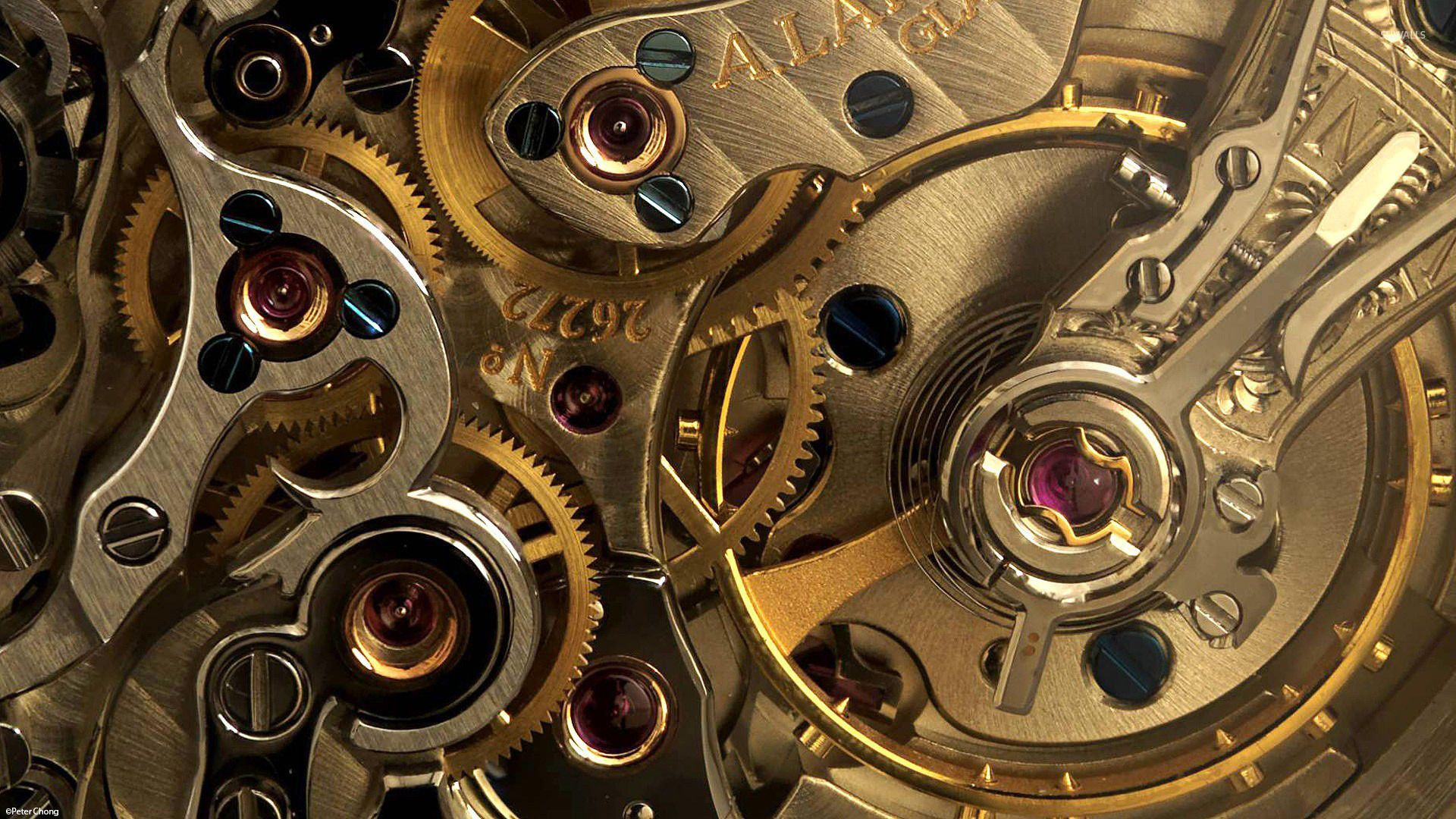 Hypno Clock Live Wallpaper Android Apps On Google Play Steampunk Wallpaper Steampunk Gears Steampunk Door