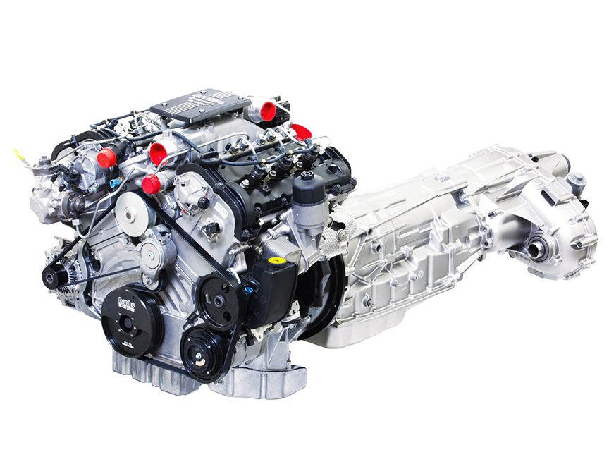 3 0l Diesel Engine Option For Your Diesel Engine Conversion