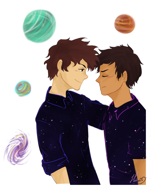 aristotle and dante fanart - Google Search ...
